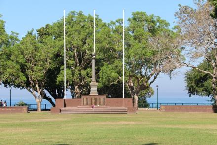 The Darwin War Memorial (Image: Craig Greene)