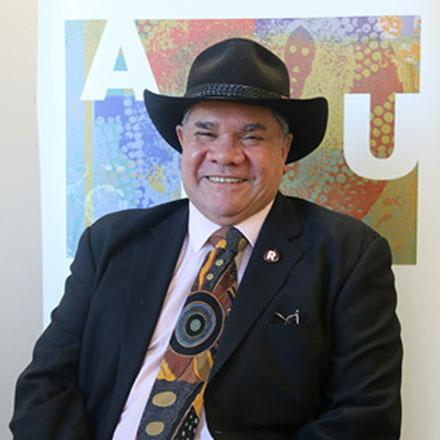 Professor Mick Dodson AM