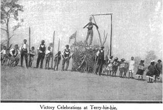 'Victory Celebrations at Terry-hie-hie', Sydney Mail, 18 December 1918, 25.