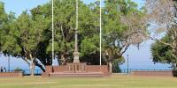 The Darwin War Memorial (Image: Craig Greene)