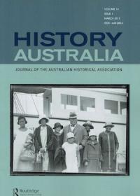 History Australia Vol 20